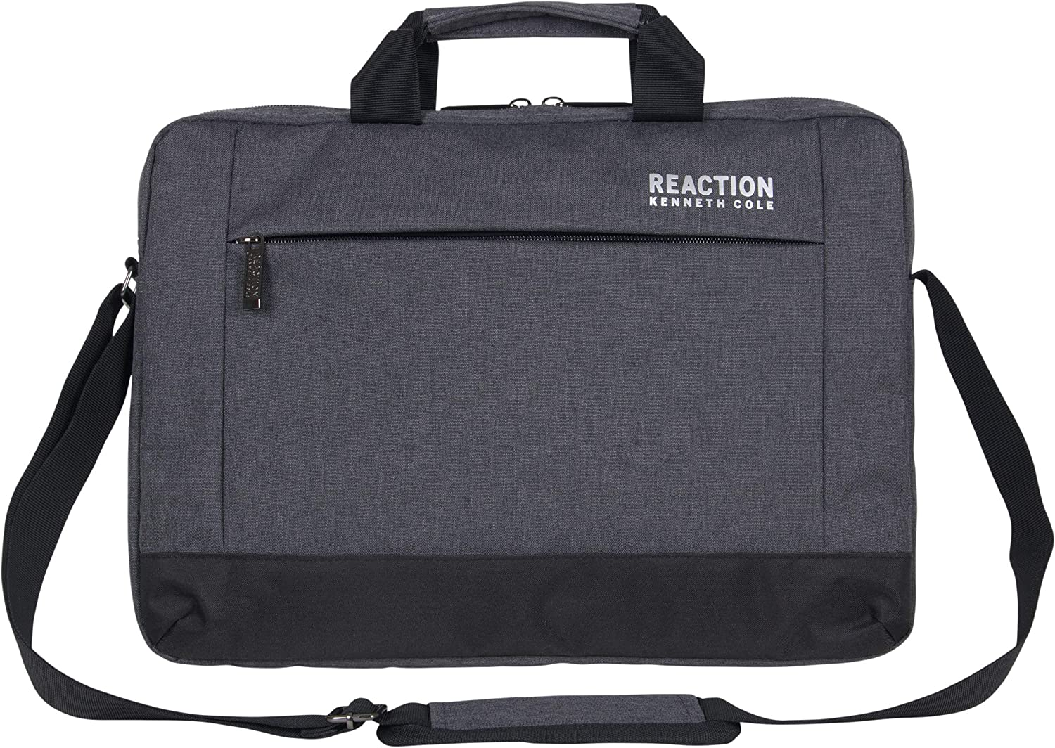 "Kenneth Cole Reaction Single Compartment Top Zip 15.6"" Laptop Case & Tablet Bag"