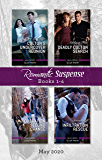 Romantic Suspense Box Set 1-4 May 2020/Colton's Undercover Reunion/Deadly Colton Search/Operation Second Chance/Infiltration Rescu (The Coltons of Mustang Valley)
