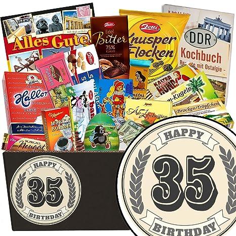Geburtstagsgeschenk 35 mann