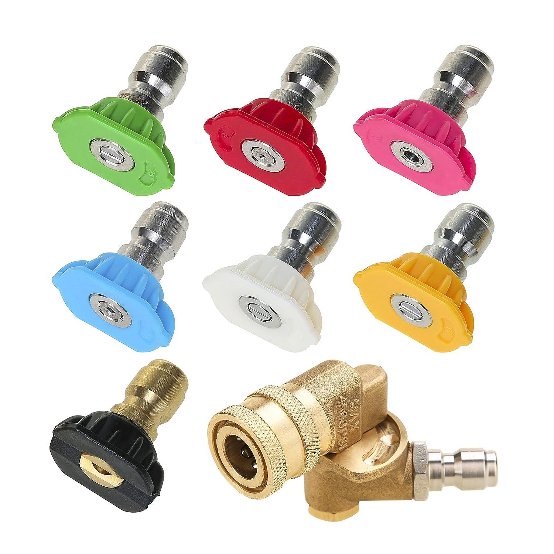 simpson pressure washer spray tip