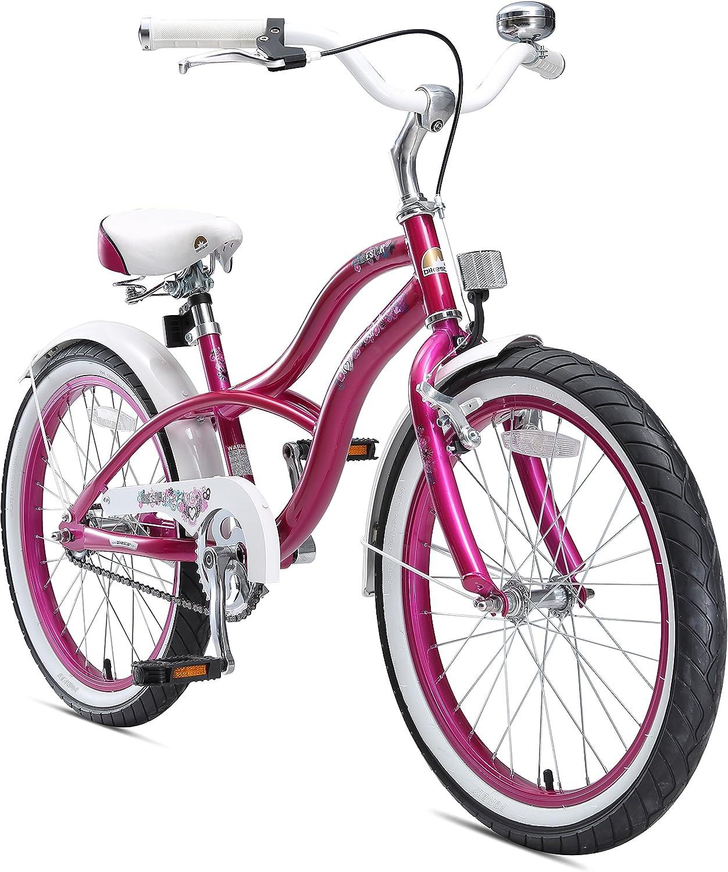 Bicicleta infantil muy ligera de Bikestar, para niños y niñas a ...