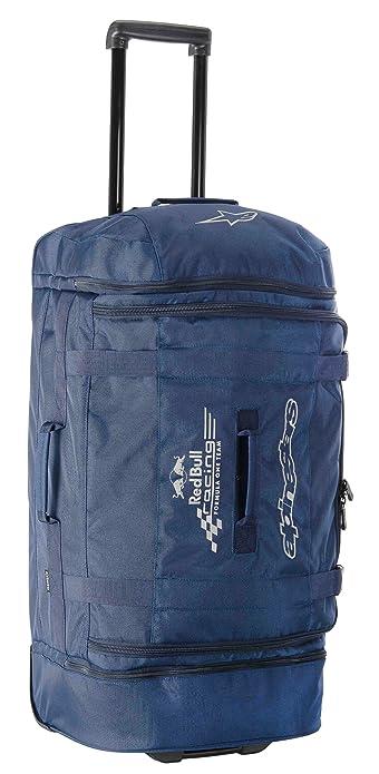 Alpinestars Koffer Red Bull Excursion Roller - Mochila, color azul, talla única: Amazon.es: Zapatos y complementos
