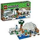LEGO Minecraft The Polar Igloo 21142 Building Kit (278 Pieces)