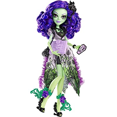 Monster High Amanita Nightshade Doll: Toys & Games
