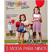 Revista patrones de costura infantil, nº 6. Moda