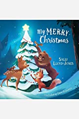 My Merry Christmas (padded board book) Board book