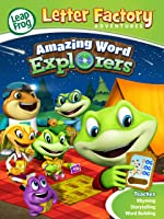 LeapFrog Letter Factory Adventures: Amazing Word Explorers
