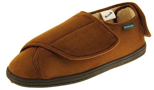 Dunlop Zapatillas de Estar por casa para Hombre: Amazon.es: Zapatos y complementos