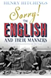 Sorry! The English and Their Manners