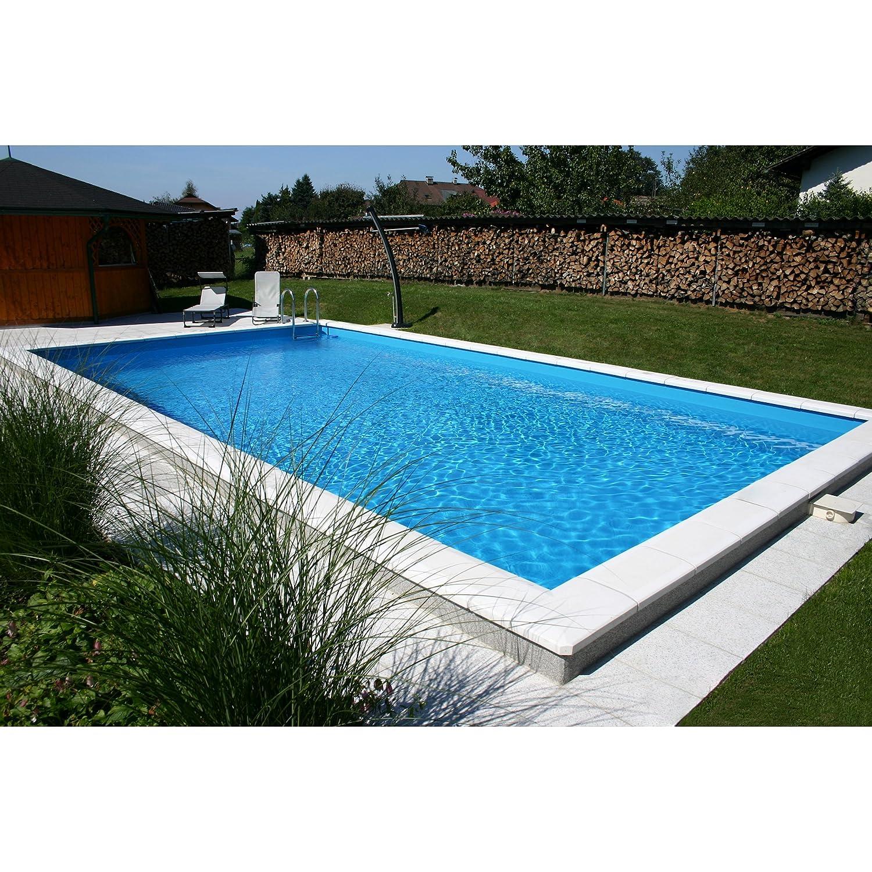 Styropor Pool Rechteckig Schwimmbecken Bausatz Höhe 150 Cm Schwimmbad 800 X  400 X 150 Cm (ca. 48 M³): Amazon.de: Küche U0026 Haushalt