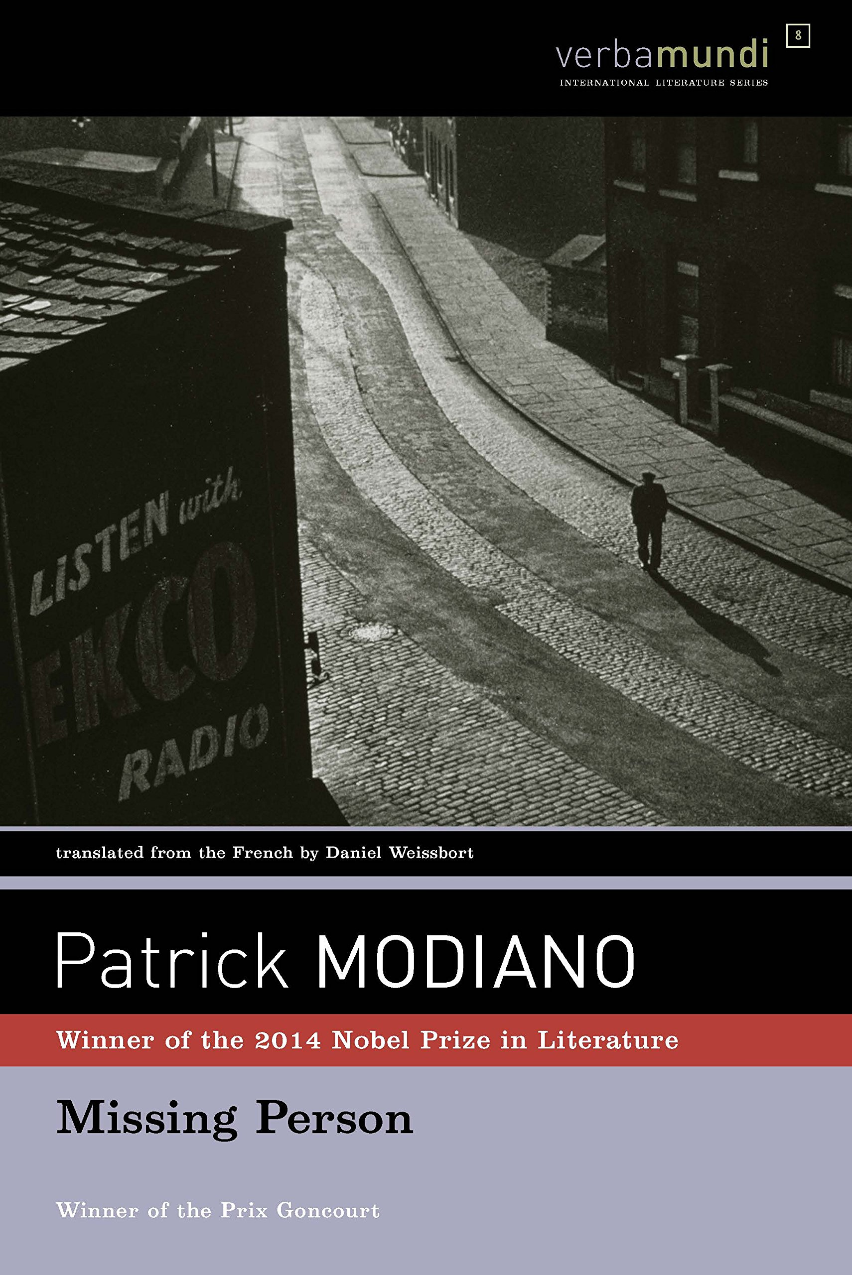 Missing Person (Verba Mundi) (Verba Mundi Book): Patrick Modiano, Daniel  Weissbort (translator): 9781567922813: Amazon.com: Books  Missing Person Words