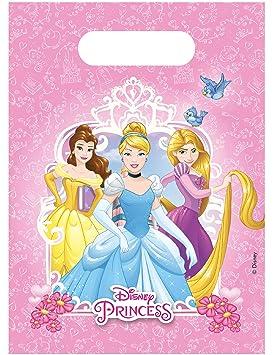COOLMP - Lote de 12 Bolsas de Regalo con diseño de Princesas ...