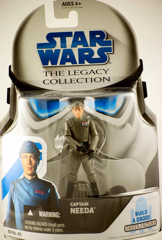 Hasbro Build-A-Droid Wave 06 Tucson Mall - Captain Needa wholesale