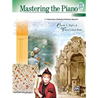 Mastering the Piano 5: A 7-Volume Series of Motivating Performance Repertoire, Book & CD