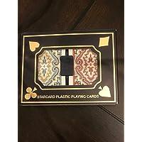 Star Plastik Oyun Kağıdı (2'li)