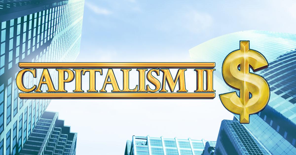 Capitalism II [Online Game Code]