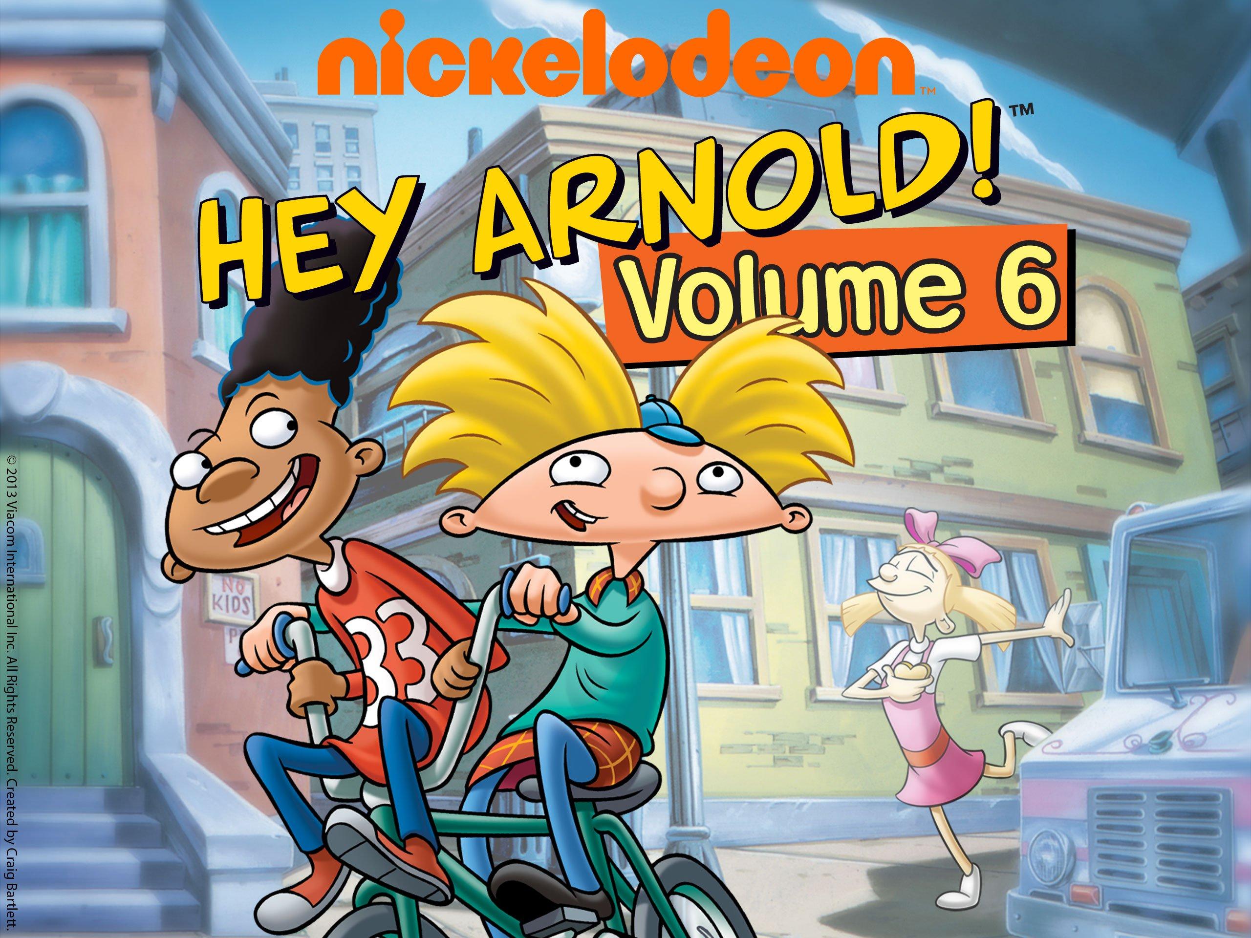 Amazoncom Watch Hey Arnold Volume 6 Prime Video