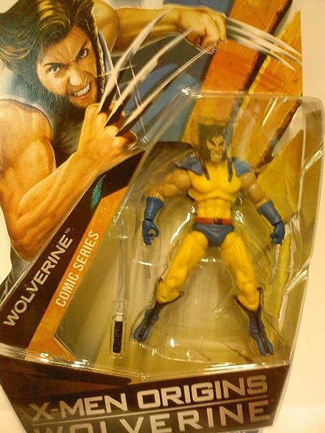 Amazon.com: 2009 X-Men Origins: Wolverine Comic Serie ...