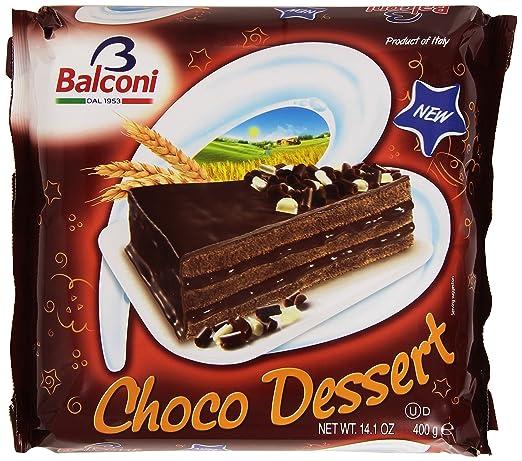 10 opinioni per Balconi- Choco Dessert- 400 g