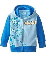 Disney Boys' Frozen Olaf Boys Hoodie