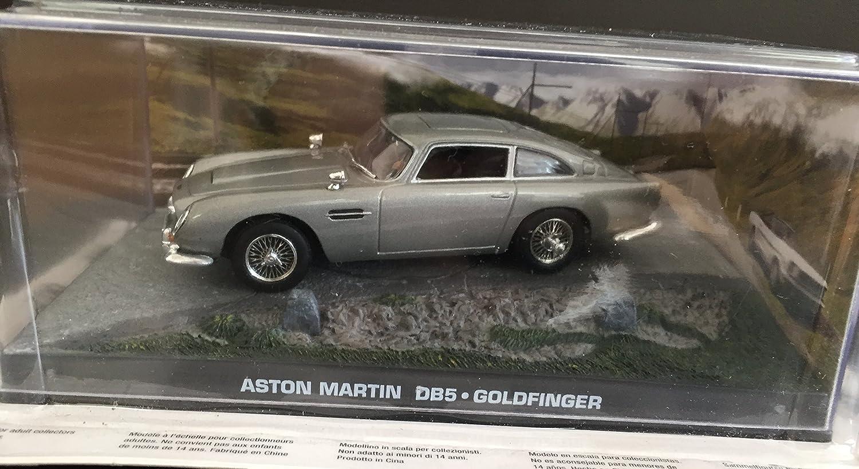 Fabbri 1 43 Scale Diecast Aston Martin Db5 Goldfinger Amazon De Spielzeug