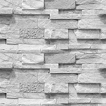 murando - Fototapete selbstklebend 10 M x 50 cm - 3D Tapete ...