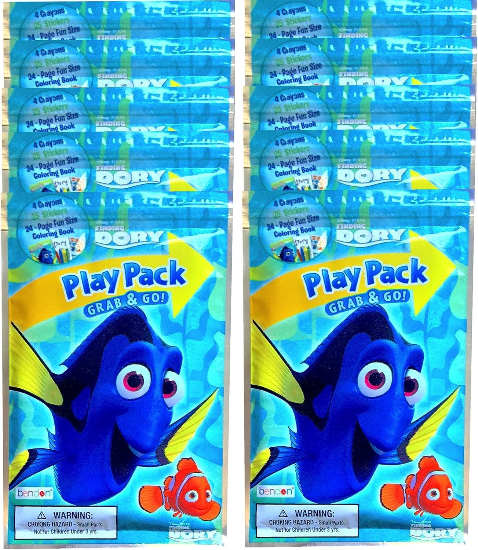 Finding Dory y buscando a Nemo de los niños de una fiesta Play ...
