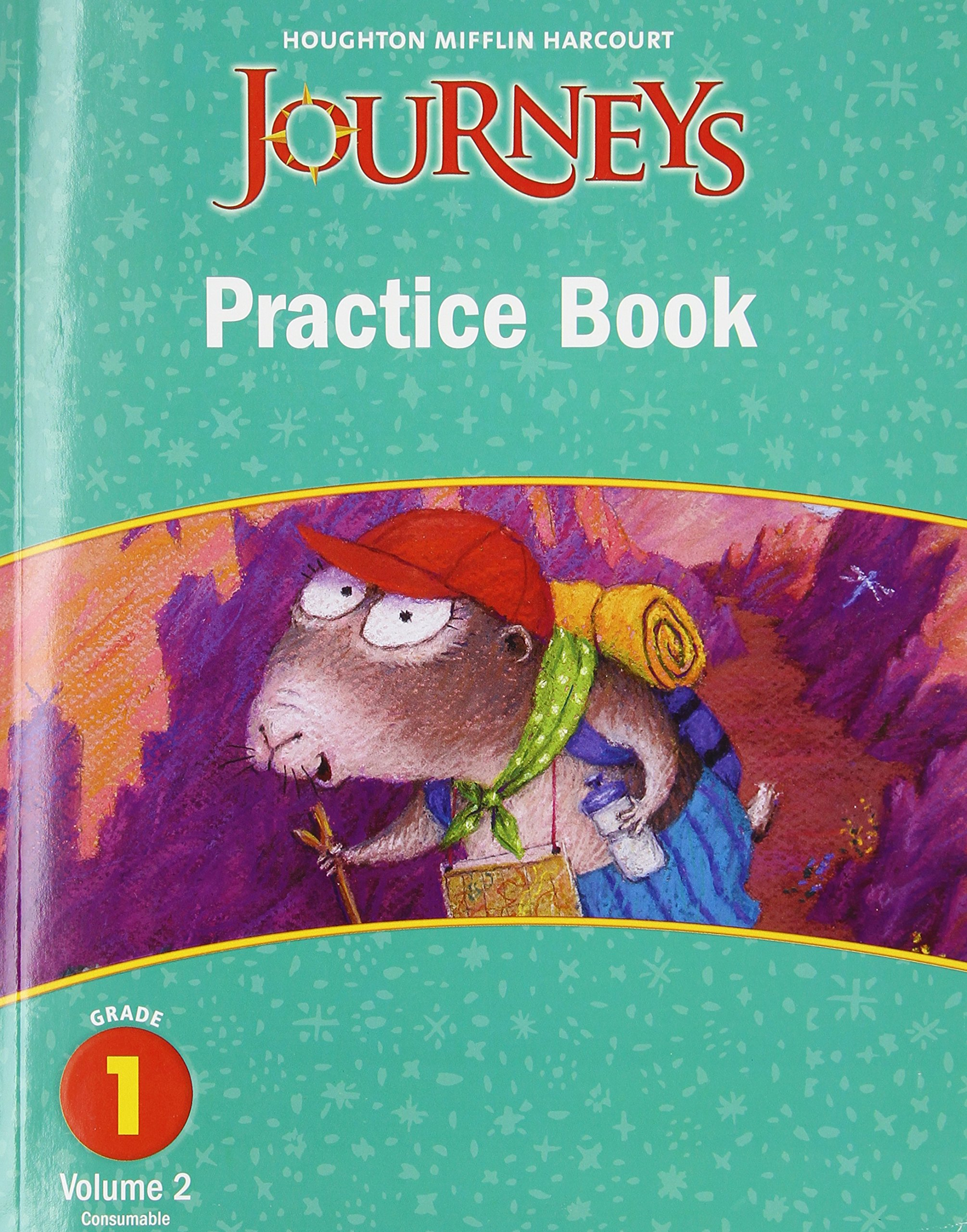 Journeys Practice Book Grade 1: Houghton Mifflin Harcourt ...