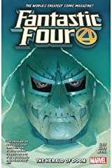 Fantastic Four Vol. 3: The Herald Of Doom (Fantastic Four (2018-)) Kindle Edition