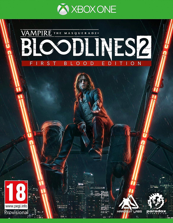 Vampire: The Masquerade - Bloodlines 2 - Xbox One [Importación ...