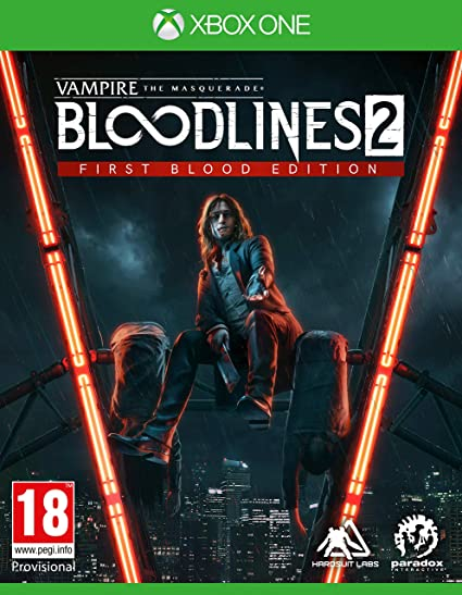 Vampire: The Masquerade - Bloodlines 2 - Xbox One [Importación ...