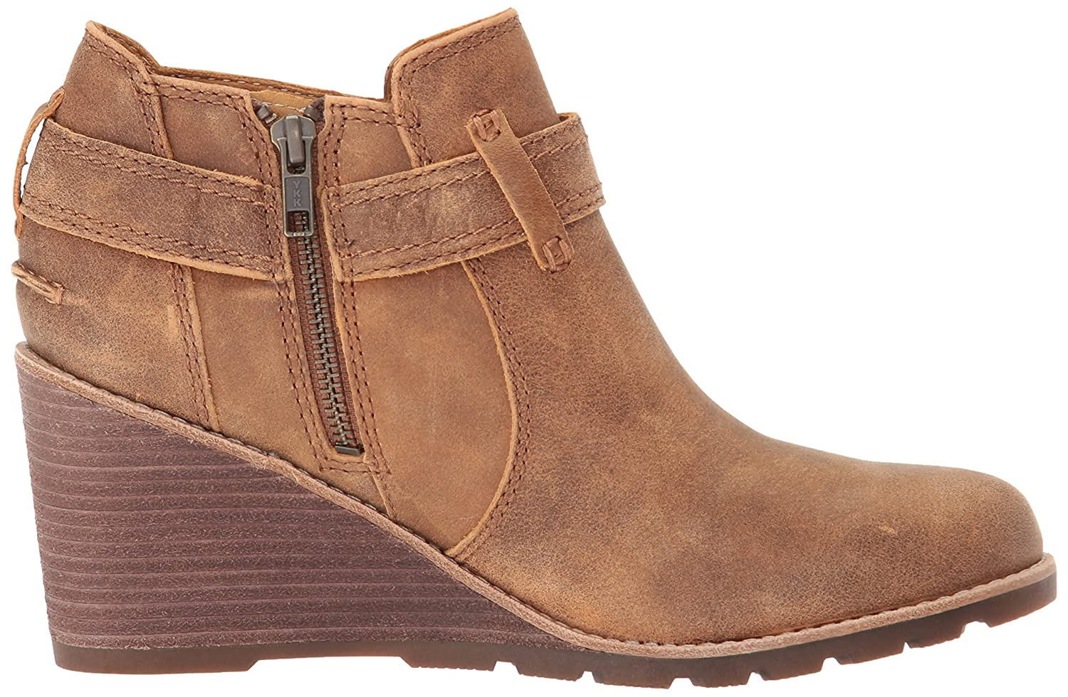 Sperry Top-Sider Women's Liberty B(M) Rosa Ankle Boot B01NCMB3H2 5 B(M) Liberty US|Brown c396c3