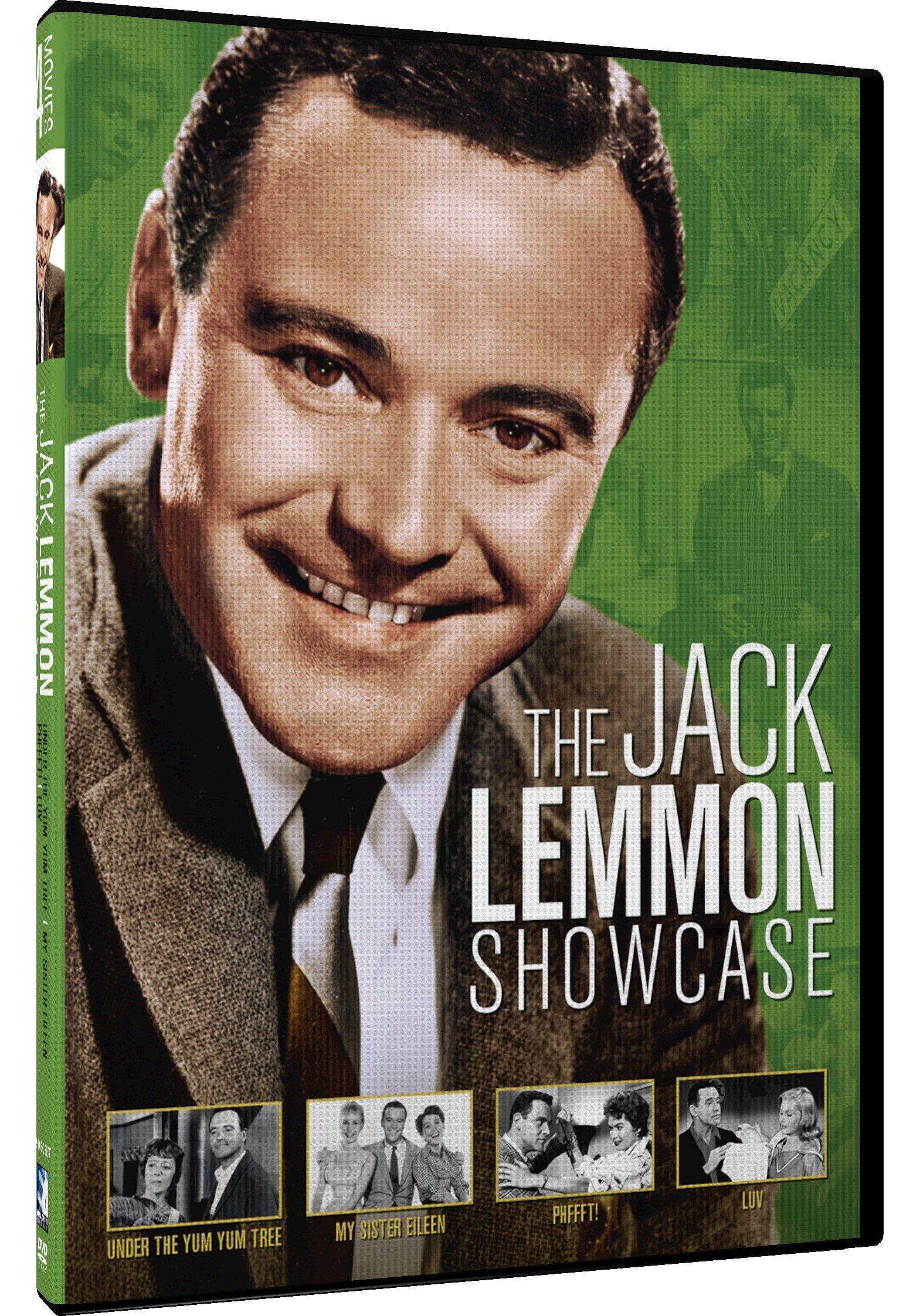 Jack Lemmon Showcase Volume 1 - 4-Movie Set - Under the Yum Yum Tree/My Sister Eileen/PHFFFT!/Luv