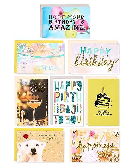 Amazon.com: American Greetings Bold tarjeta de felicitación ...
