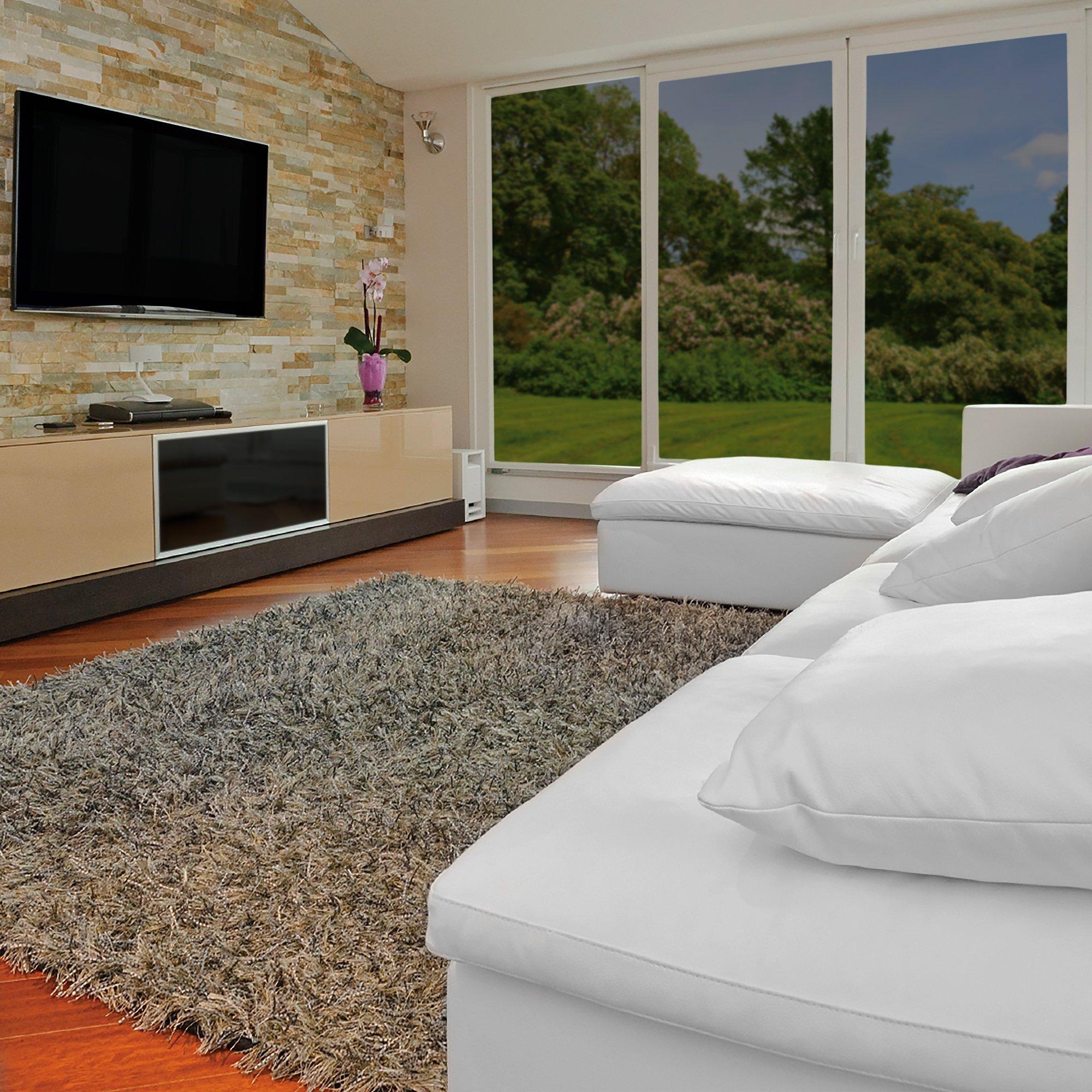 Gila EGSG548 48 Inches by 100 Feet Heat Control Residential Window Film, Platinum by Gila (Image #2)