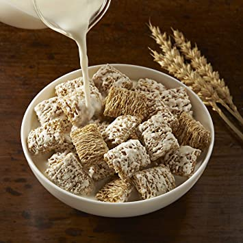 Amazon.com: Kellogg s Frosted Mini wheats Original, caja de ...