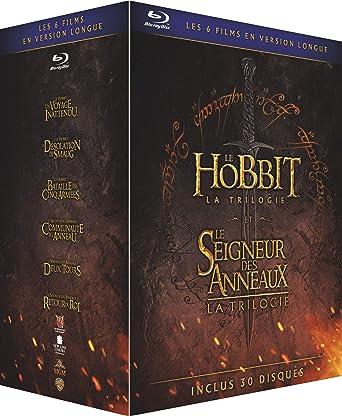 Le Hobbit et Le Seigneur des Anneaux, les trilogies Francia Blu ...