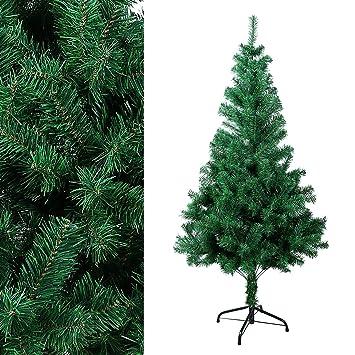 Künstlicher Tannenbaum 180.Ozavo Weihnachtsbaum Künstlicher Tannenbaum 120 150 180 210 Cm Christbaum In Grün Inkl Metallständer Schwer Entflammbar