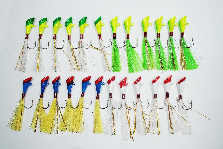 Shad Darts 1//16 oz  20 Darts
