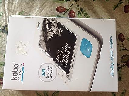 Kobo e-Reader Touch eBook: Amazon.es: Electrónica
