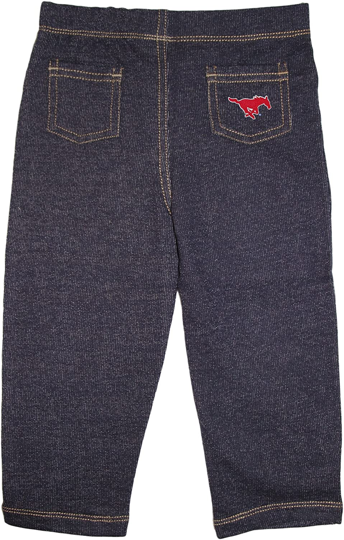Southern Methodist SMU Mustangs Denim Jeans