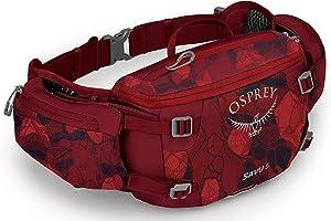 Osprey Savu 5, Claret Red, One Size