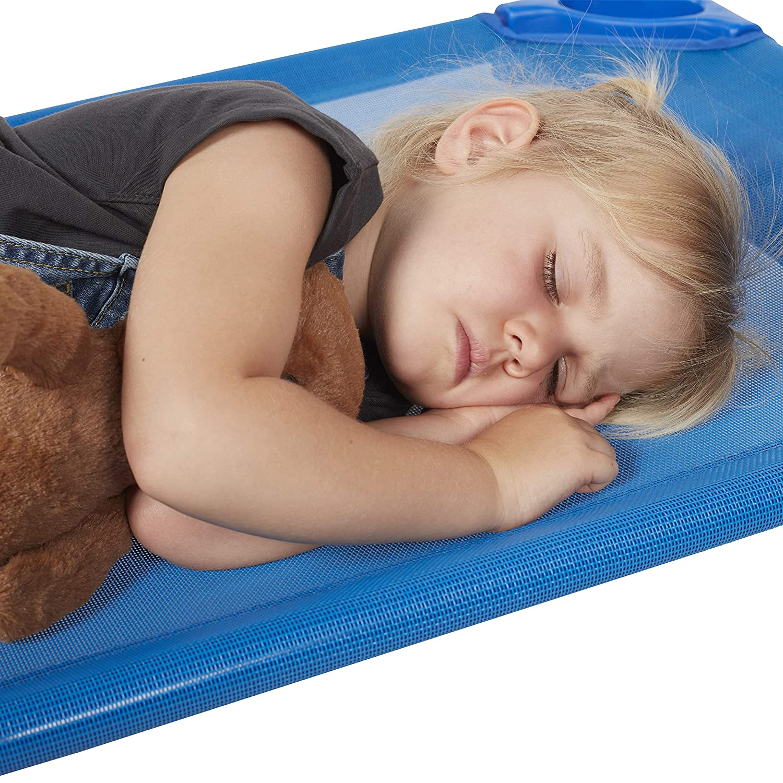 Amazon.com: ECR4Kids - Cuna apilable estándar para niños ...