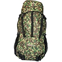 80l Camping Travel Tactical Backpack - Military Backpack Fits for Men & Women - Water Resistance Army Bag for…