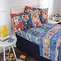 Nickelodeon Paw Patrol Kids Bedding Soft Microfiber Sheet Set