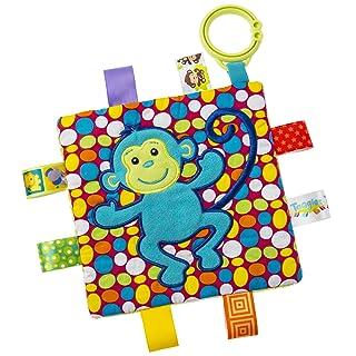 Taggies Crinkle Me Toy, Monkey