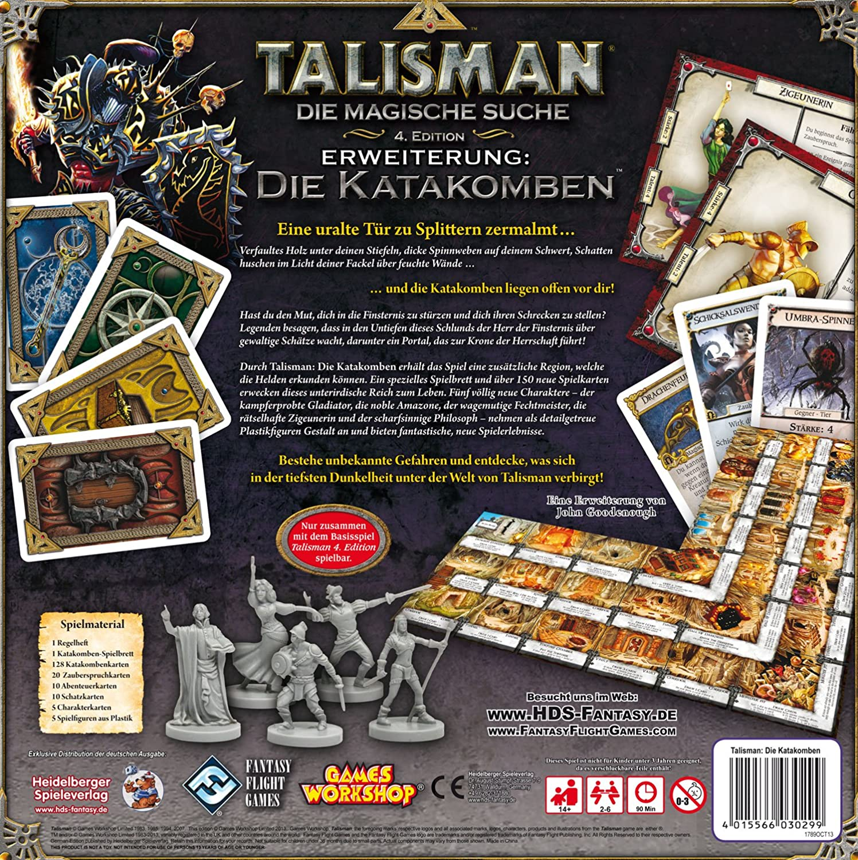 Pegasus - Juego de rol, de 2 a 6 Jugadores [Importado de Alemania ...