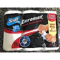 Pano SCOTT DURAMAX Rolo Multiuso - 174 unidades, Scott Duramax