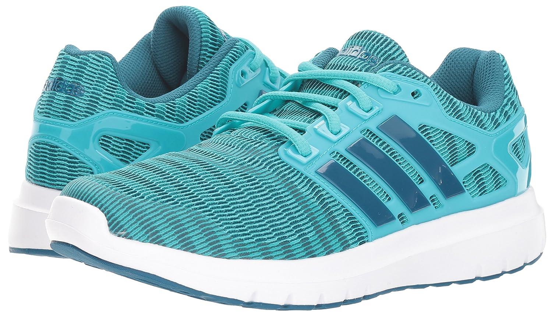adidas Women's Energy Cloud V Running Shoe B077XK8BJQ 8 M US|Hi-res Aqua/Real Teal/White