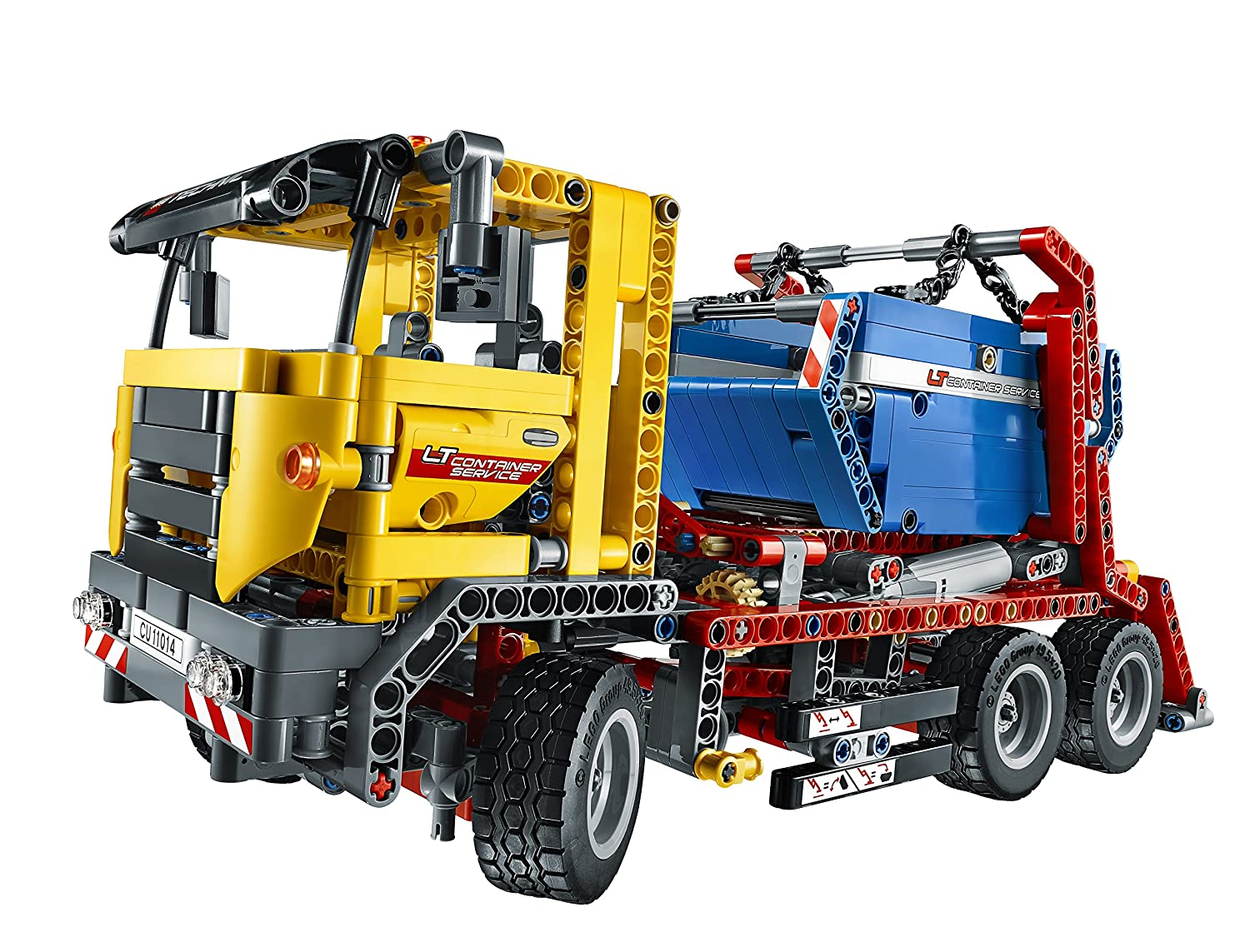 Amazon Lego Technic 42024 Container Truck Toys Games